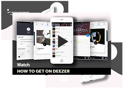 Upload YOUR Music to DEEZER + hundreds of other stores + streaming